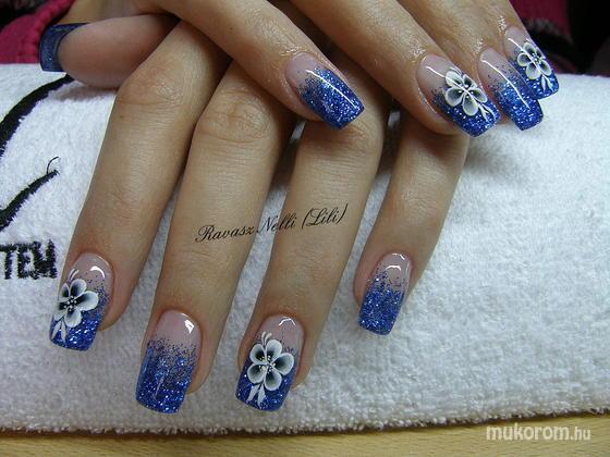 Lili Nails Nottingham - egymozdulat díszítés - 2011-02-16 20:35