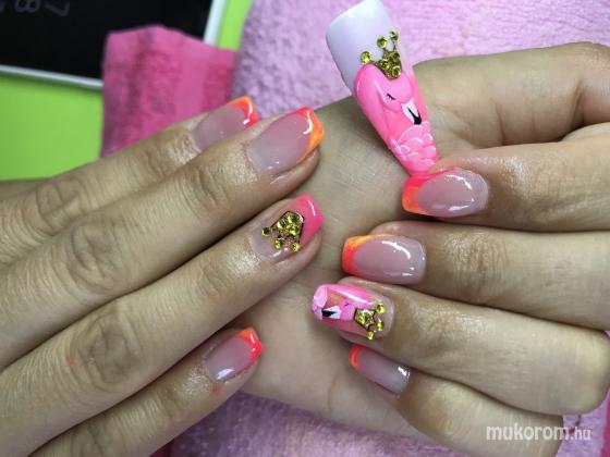 Cs.NailArt - Flamingo - 2018-07-07 15:11