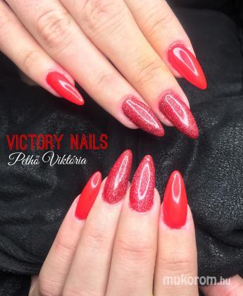 Victory Nails - Zselés műköröm képek