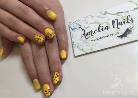 AmeliaNails - Print amarillo - 2019-06-06 12:32