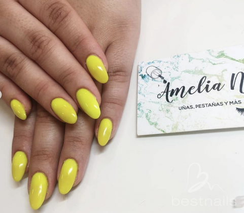 AmeliaNails - Amarillo que te pillo - 2019-06-06 12:36