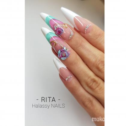 Halassy Rita - Extrem nails  - 2020-08-05 22:05