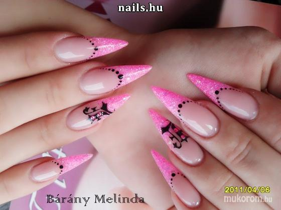 Bárány Melinda - stiletto - 2011-04-27 18:20