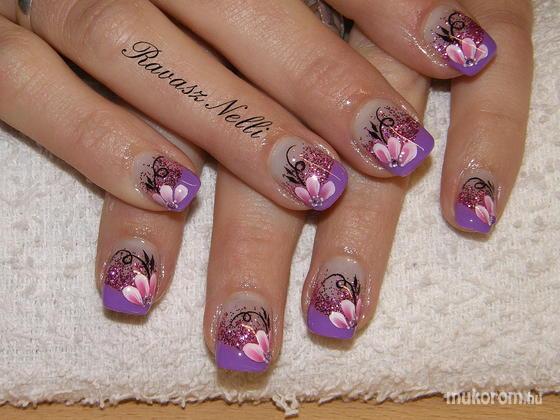 Lili Nails Nottingham - egymozdulat díszítés - 2011-05-17 19:21