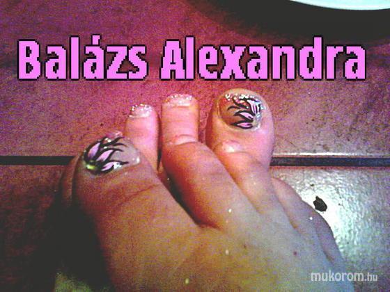 Balázs Alexandra - lábra  - 2011-05-24 11:00