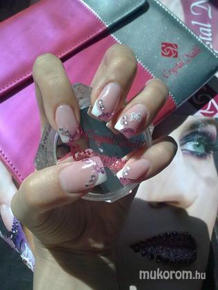 Baráz Barbara - Jégfóliás rózsaszín - 2011-05-26 18:32