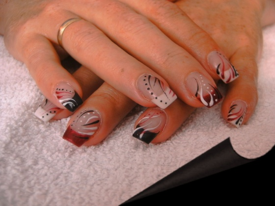 Györené Csertán Gyöngyi - Pink Cadillac Professional Nails Körömszalon - Györené Csertán Gyönygi - 2009-09-12 18:40