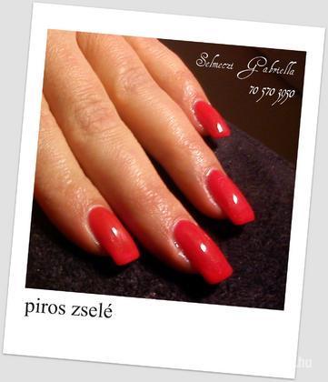 Selmeczi Gabriella - hosszú piros - 2011-08-13 21:47