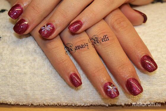 Lili Nails Nottingham - akril díszítés - 2011-10-14 21:56