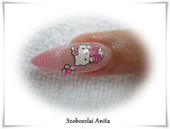 Szoboszlai Anita - Hello Kitty - 2011-11-01 06:56