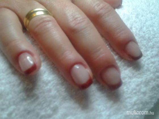 """Nail Beauty körömszalon """"crystal nails referencia szalon"""" - egyik kedvencem - 2011-12-11 20:11"""
