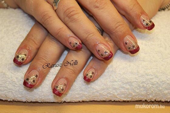 Lili Nails Nottingham - akrillal díszített - 2011-12-16 23:53