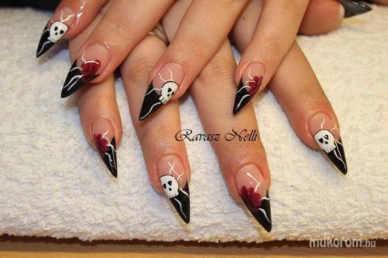 Lili Nails Nottingham - akrillal díszített - 2011-12-24 19:16