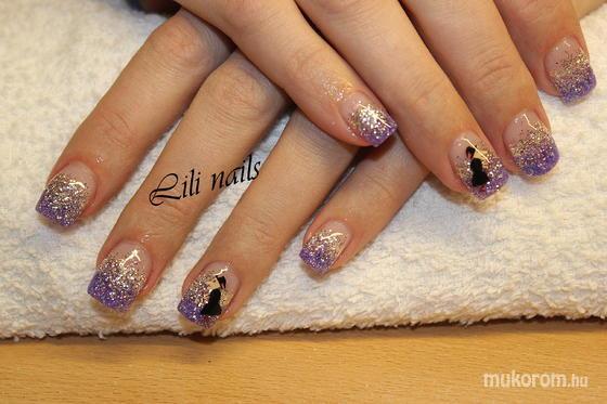 Lili Nails Nottingham - akrillal díszített - 2012-01-01 22:22