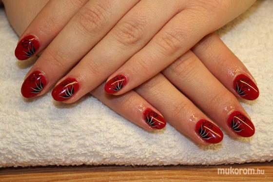 Lili Nails Nottingham - akrillal díszített - 2012-01-16 22:46