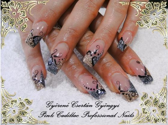 Györené Csertán Gyöngyi - Pink Cadillac Professional Nails Körömszalon - Györené Csertán Gyöngyi - 2009-10-30 11:50