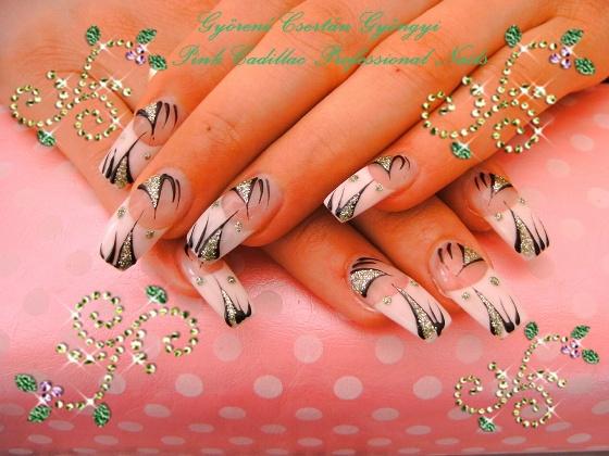 Györené Csertán Gyöngyi - Pink Cadillac Professional Nails Körömszalon - Györené Csertán Gyöngyi - 2009-10-30 11:52