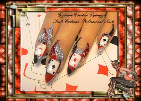 Györené Csertán Gyöngyi - Pink Cadillac Professional Nails Körömszalon - Györené Csertán Gyöngyi - 2009-10-30 11:48