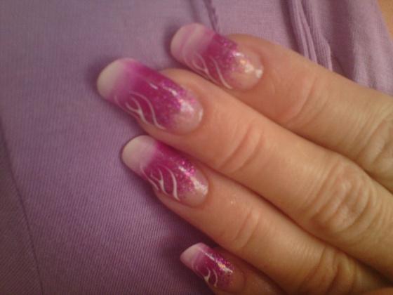 Gál Eszter - pink csillis - 2010-09-23 05:29