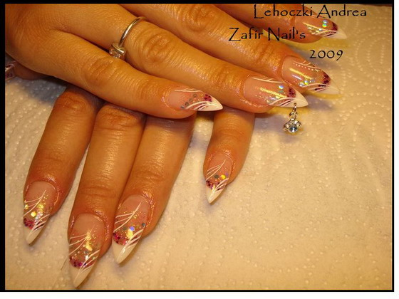 Lehoczki Andrea, Nails Szalon - Lehoczki Andrea - Zafír Nail's - 2009-05-10 11:51