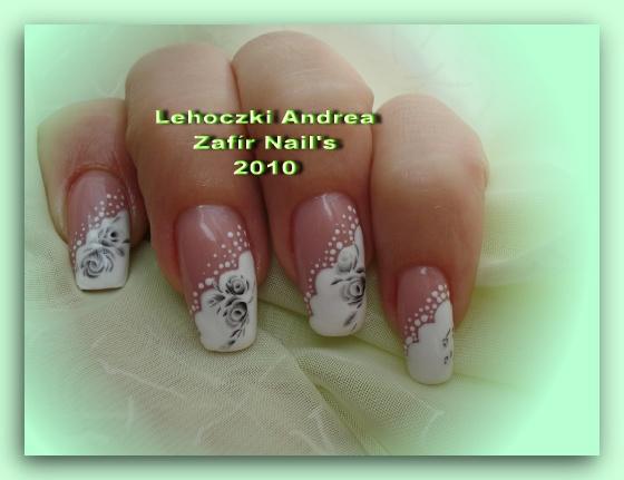 Lehoczki Andrea, Nails Szalon - zselé - 2010-03-07 18:30