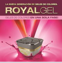 Los geles ROYAL  !!