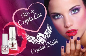 ¿Que nuevo paquete ha lanzado la marca Crystal Nails de su esmalte semipermanente  CrystaLac?