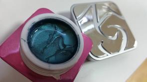 Cuál es el nombre de este efecto que encontramos en los geles de colores?