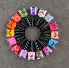Cuanto duran los esmaltes Crystal Nails Longlasting?