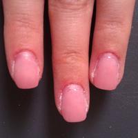 mukorom.hu - Rózsaszín CN reszelővel igazítottam a formán, feltoltam a bőrt, és eltávolítottam azt.