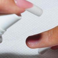 Best Nails - limar y desisfectar