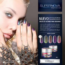 Gel para decoración SUPERNOVA